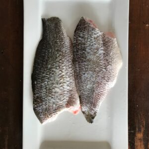 9Dorf Farms Barramundi fish fillets